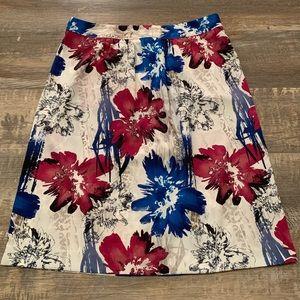 🌻3/20  flowery skirt George bundle up to save!